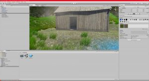 Unity 07/09/2016 , 08:16:17 PM Unity Personal (64bit) - main.unity - New Unity Project - PC, Mac & Linux Standalone