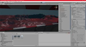 Unity 24/10/2016 , 07:44:30 PM Unity Personal (64bit) - P0LabSEE.unity - New Unity Project - PC, Mac & Linux Standalone