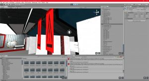 Unity 28/12/2016 , 06:23:37 PM Unity Personal (64bit) - P0Main.unity - New Unity Project - PC, Mac & Linux Standalone