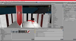 Unity 28/12/2016 , 10:05:18 PM Unity Personal (64bit) - P0Main.unity - New Unity Project - PC, Mac & Linux Standalone
