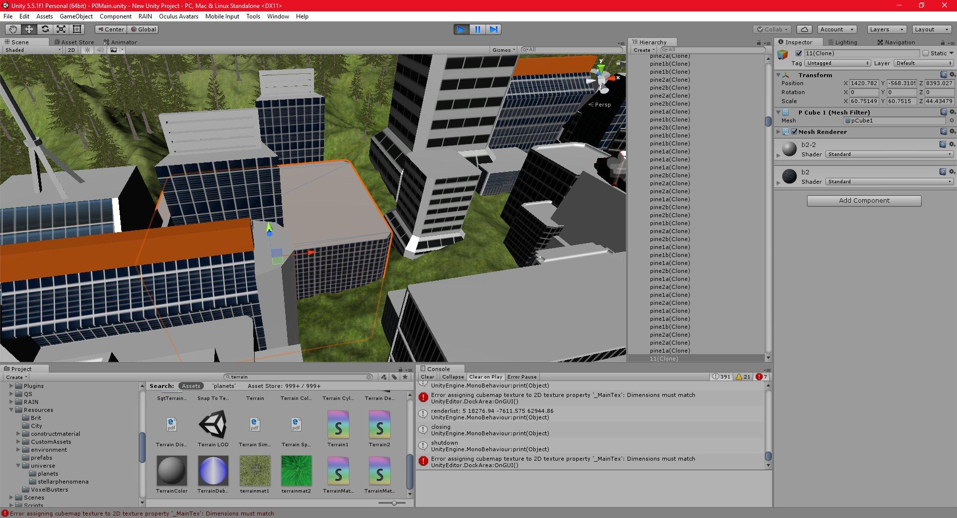 P0-MS2: Part 147: City Generator Buildings - PGD Home