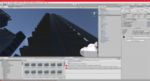 Unity 04/04/2017 , 05:31:40 PM Unity 5.5.1f1 Personal (64bit) - P0VRCity.unity - New Unity Project - PC, Mac & Linux Standalone