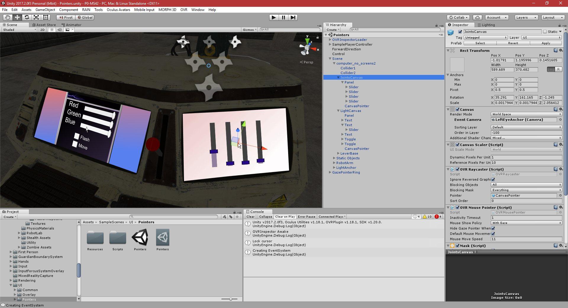 P0-MS4: Part 272: VR Testing, Integration - PGD Home