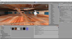 Unity 04/01/2018 , 07:05:05 PM Unity 2017.2.0f3 Personal (64bit) - P0Main33.unity - P0-MS4 - PC, Mac & Linux Standalone
