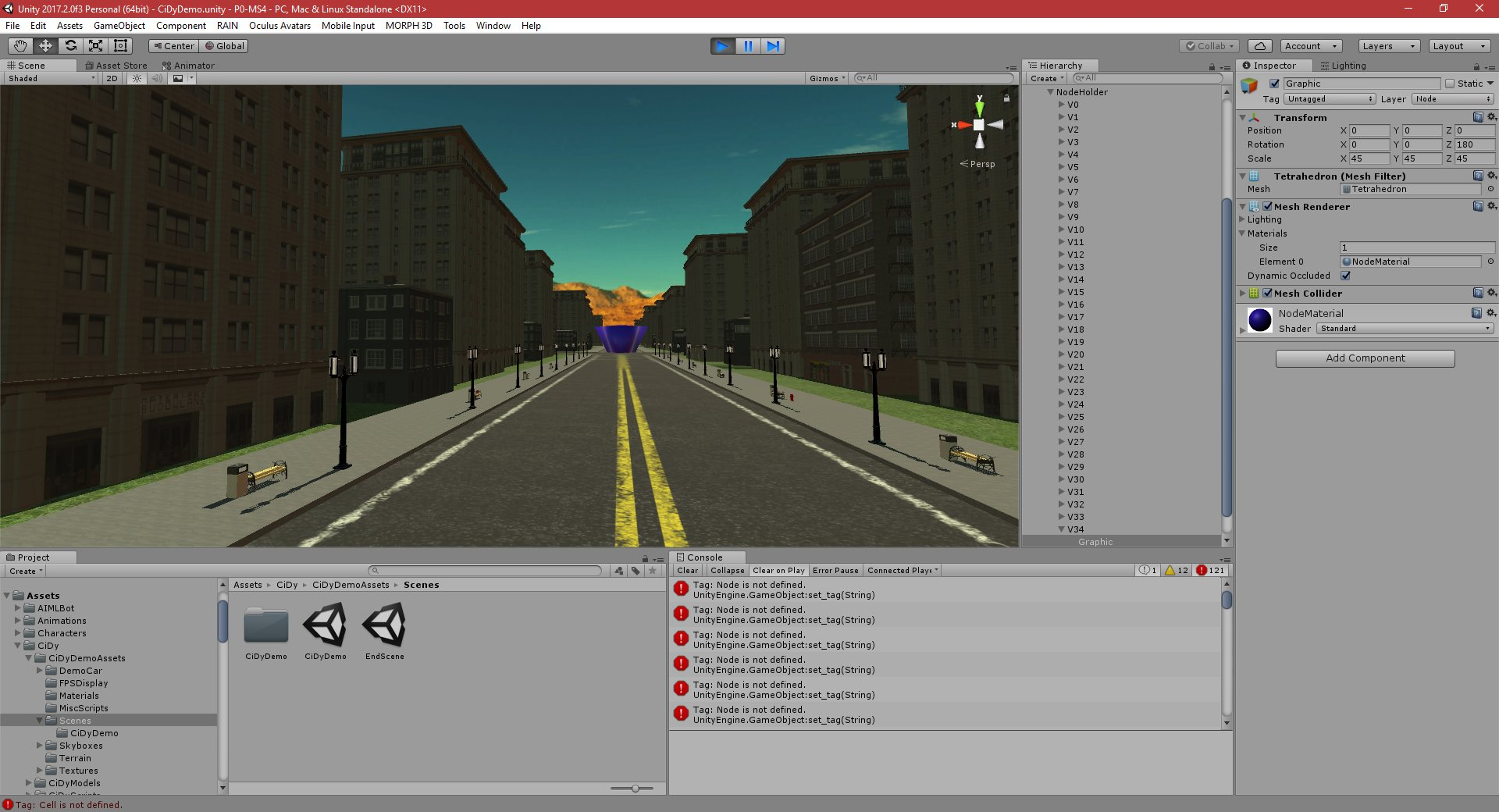 P0-MS5: Part 300: City Simulator - PGD Home