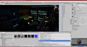 Unity 14/03/2018 , 09:13:13 AM Unity 2017.2.0f3 Personal (64bit) - artconcepttest.unity - P0-MS4 - PC, Mac & Linux Standalone