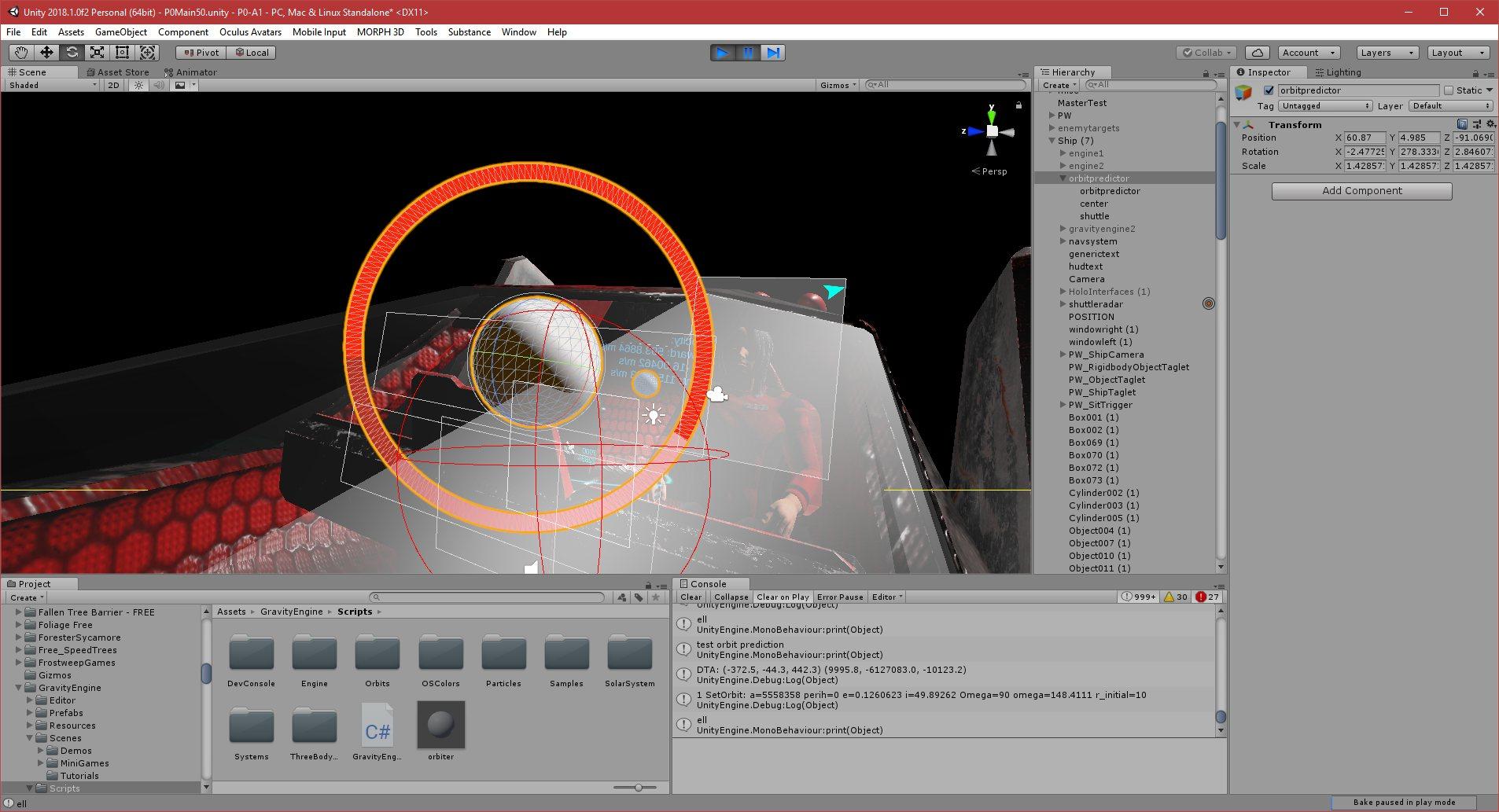 P0-A1: Part 392: Orbital Mechanics - PGD Home