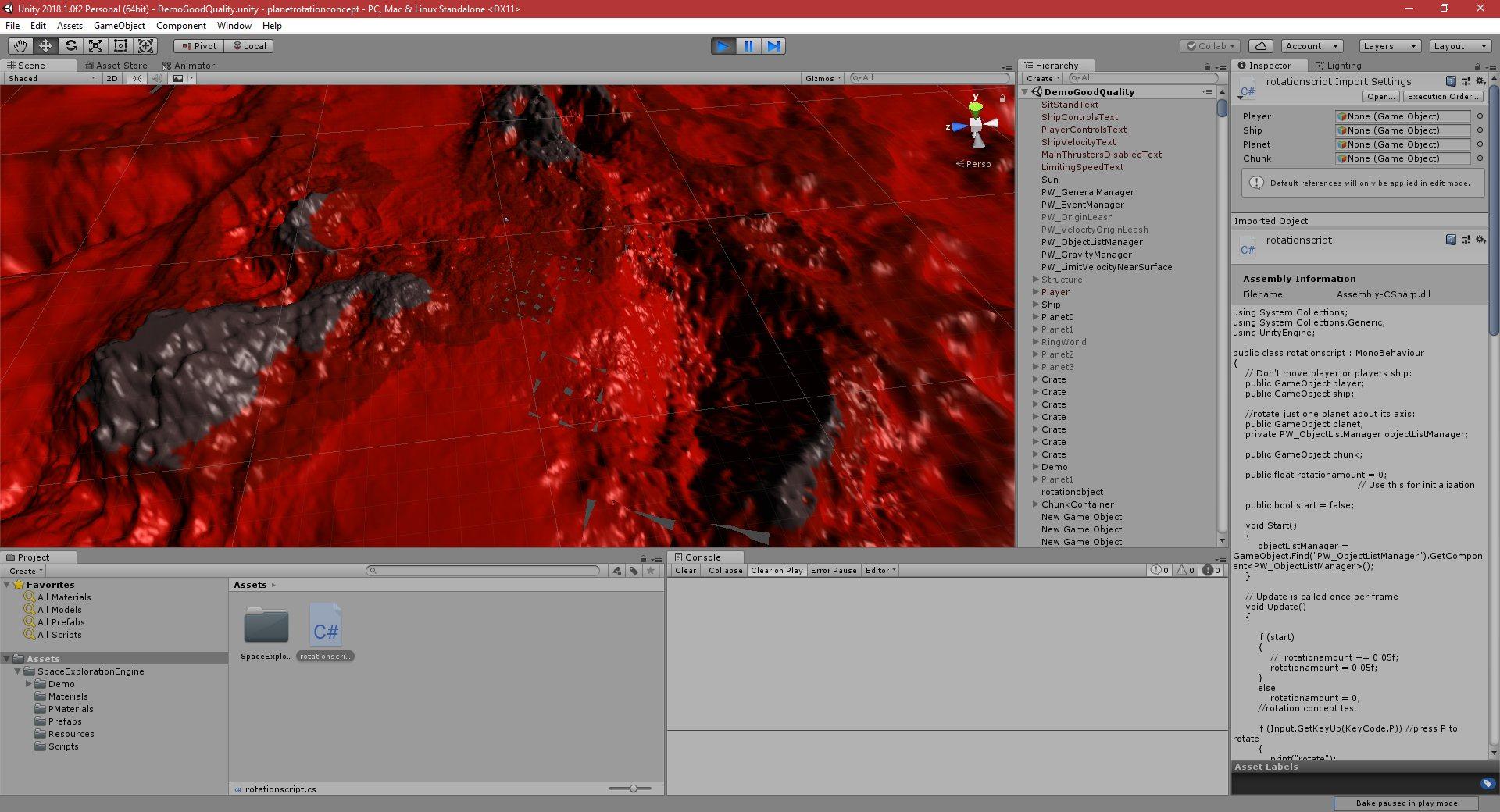 P0-A1: Part 397: Art,Planet Rotation - PGD Home