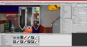Unity 06/08/2018 , 05:12:14 PM Unity 2018.1.0f2 Personal (64bit) - [PREVIEW PACKAGES IN USE] - artconcepttest13realtimeFinal.unity - P0-A1 - PC, Mac & Linux Standalone*